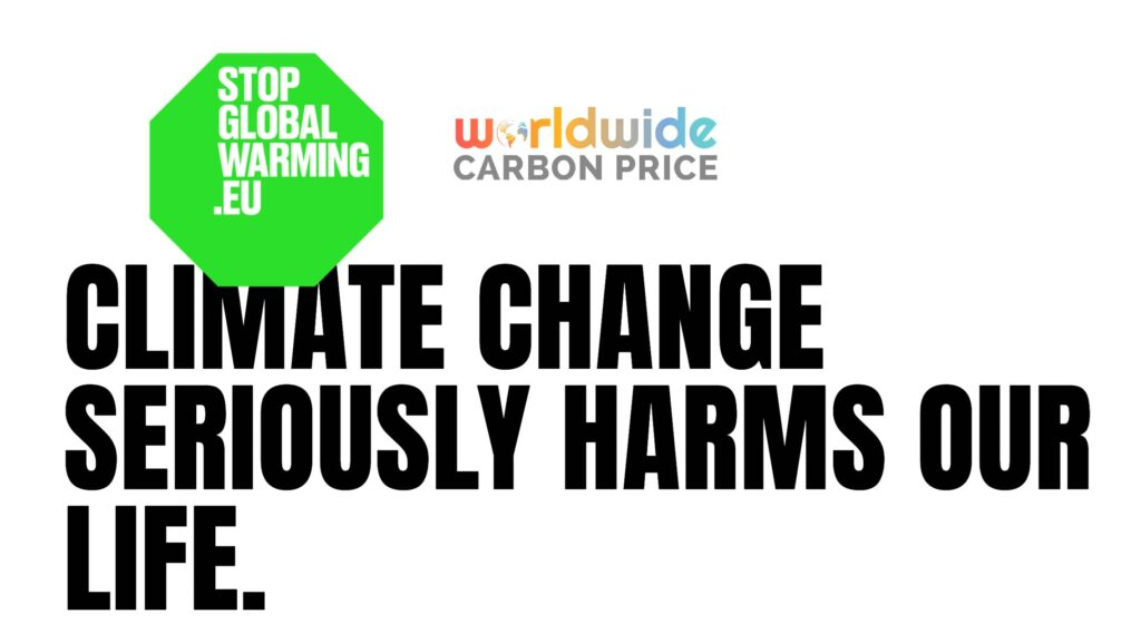 WCP and Stop Global Warming kick-off cooperation to raise awareness on carbon pricing